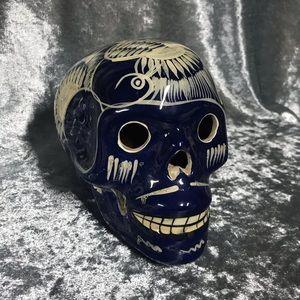 Authentic Mexican Ceramic Skull | Guanajuato
